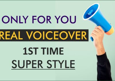 VOICEOVER SERVICES IN PAKISTAN